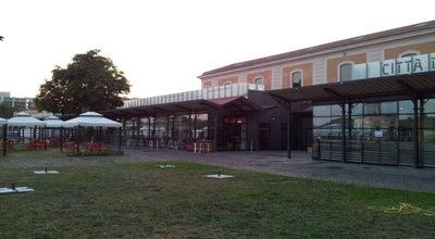 Photo of Italian Restaurant Stazione Di Posta at Città Dell'altra Economia - Largo Dino Frisullo (ex Mattatoio Testaccio), Roma 00153, Italy