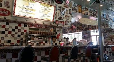Photo of Diner Legends Classic Diner at 1155 E Route 66, Glendora, CA 91740, United States