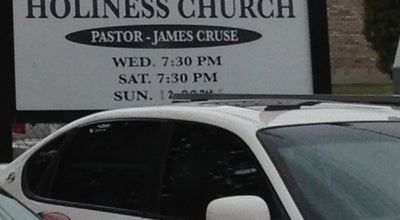 Photo of Church Irvine Street Holiness Church at United States