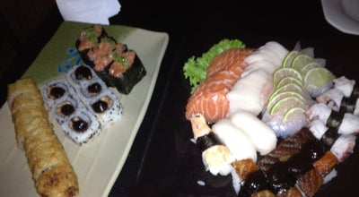 Photo of Japanese Restaurant Miraku Restaurante Sushi Bar at R. Coronel Manoel Alves, 23, Uberlandia 38400-226, Brazil
