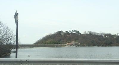 Photo of Lake 鮎川湖 at 藤岡市, Japan