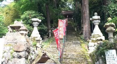 Photo of Temple 摩尼寺 at 鳥取市, Japan