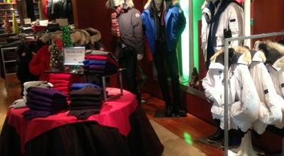 Photo of Men's Store Harry Rosen at 1455 Peel Street, Montréal, QC H3A 1T5, Canada