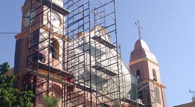 Photo of Church Iglesia Del Guanal at Calle 20, ciudad del carmen, Mexico