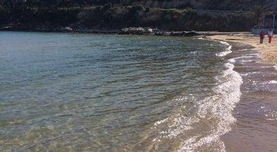 Photo of Beach Παραλία Καλαμίτσας at Παραλία Καλαμίτσας, Καβάλα 654 04, Greece