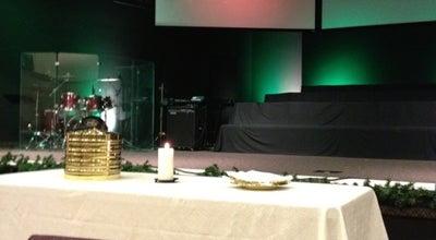Photo of Church Lake Norman Baptist Church at 7921 Sam Furr Rd, Huntersville, NC 28078, United States