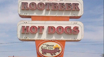 Photo of Hot Dog Joint Gene's Root Beer at 640 S Scatterfield Rd, Anderson, IN 46012, United States