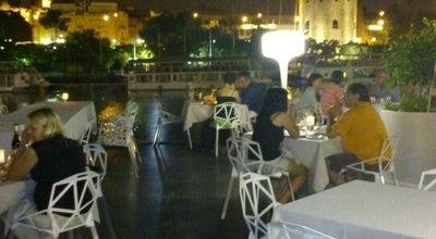 Photo of Restaurant Abades Triana at C. Betis, 69, Sevilla 41010, Spain
