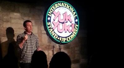 Photo of Comedy Club Yuk Yuk's Comedy Club at 2837 Cambie St., Vancouver, Br V5Z 3X7, Canada