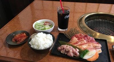 Photo of BBQ Joint 焼肉ダイニングりんご苑 天童店 at 老野森1-11-18, 天童市 994-0013, Japan