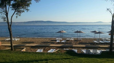Photo of Beach Karamürsel Altınkemer Plajı at Karamursel, Turkey