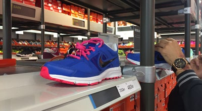 Photo of Sporting Goods Shop Nike Factory Outlet at Sweden