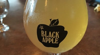 Photo of Brewery Black Apple Crossing at 321 E Emma Ave, Springdale, AR 72764, United States