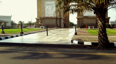 Photo of Monument / Landmark Monumen Simpang Lima Gumul at Simpang Lima Gumul, Kediri, Indonesia