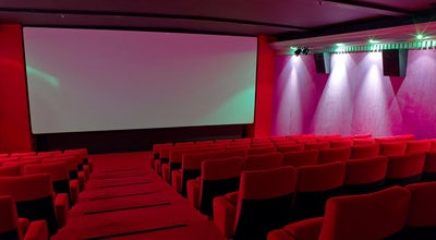 Photo of Indie Movie Theater Cinéma Aventure at Centrumgalerij 57 Galerie Du Centre, Brussels 1000, Belgium