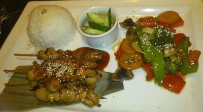 Photo of Asian Restaurant Le Wok at 2 Avenue Jean Janvier, Rennes 35000, France