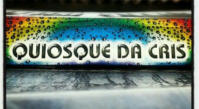 Photo of Bar Quiosque da Cris at Av. Ayrton Senna Da Silva, São Vicente, Brazil