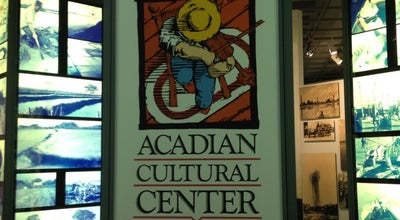 Photo of History Museum Jean Lafitte Acadian Cultural Center at Lafayette, LA 70508, United States