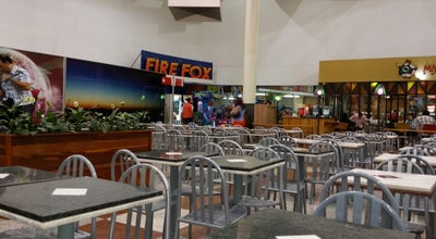 Photo of Arcade Fire Fox at Monet Plaza Shopping, Santa Maria, Brazil