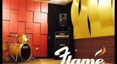 Photo of Music Venue Flame Music Studio at Jalan Majapahit No. 34/2, Jakarta Pusat, Indonesia