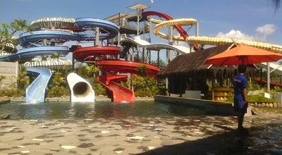 Photo of Water Park Bugis Waterpark Adventure at Bukit Baruga, Makassar 90234, Indonesia