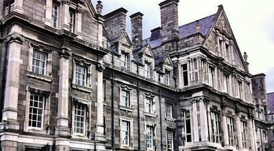 Photo of Hotel Trinity College Campus at Dame Street, Dublin 2, Ireland