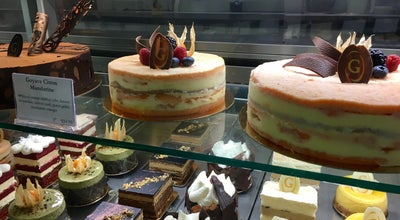 Photo of Dessert Shop Ganache Patisserie at 1262 Homer St, Vancouver, BC V6B 2Y5, Canada