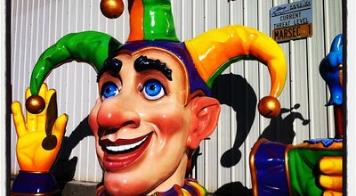 Photo of Museum Blaine Kern's Mardi Gras World at 1380 Port Of New Orleans Pl, New Orleans, LA 70130, United States