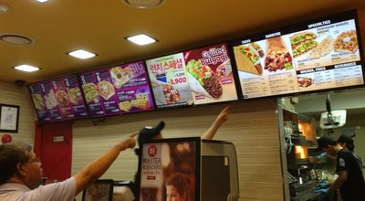 Photo of Fast Food Restaurant Taco Bell at 강남구 강남대로 420, 서울시 06129, South Korea