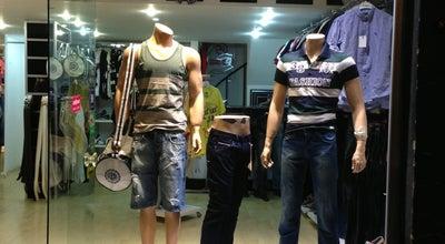 Photo of Men's Store Mixx StreetWear at Sirinyer Forbest, İzmir, Turkey