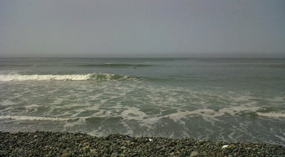 Photo of Beach Playa Redondo at Av Circuito De Playas, Miraflores 18, Peru