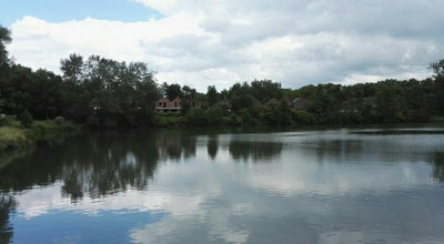 Photo of Lake Lac des Espagnols at Chemin Du Champion, Villeneuve D Ascq, France