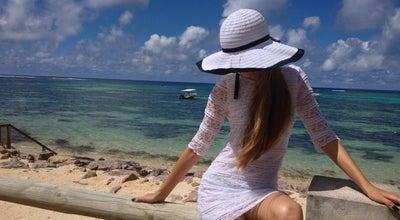 Photo of Beach Anse Royal at Seychelles