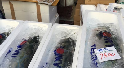 Photo of Fish Market 中洲総合水産市場 at 幸町3丁目100, 徳島市 770-0847, Japan