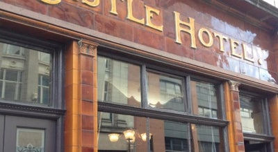 Photo of Pub The Castle Hotel at 66 Oldham St, Manchester M4 1LE, United Kingdom