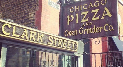 Photo of Pizza Place Chicago Pizza and Oven Grinder Co. at 2121 N Clark St, Chicago, IL 60614, United States