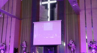 Photo of Church GPdI Jemaat Mahanaim at Jl. Kapten Ismail No . 137, Tegal, Indonesia
