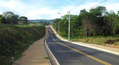 Photo of Trail Pista de caminhada do parque municipal at Av. Pedro Augusto Veloso, Brazil
