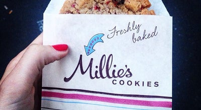 Photo of Cupcake Shop Millie's Cookies at Métro Opéra, Paris 75002, France
