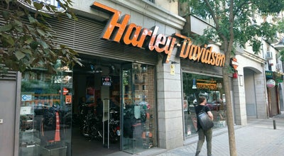 Photo of Motorcycle Shop Harley-Davidson (Makinostra) at Calle Del General Alvarez De Castro, Madrid, Spain