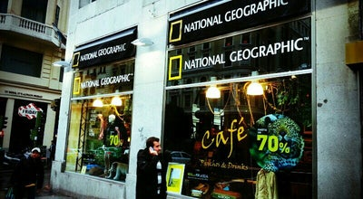 Photo of Miscellaneous Shop National Geographic Madrid Store at C. Gran Vía, 74, Madrid 28013, Spain