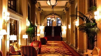 Photo of Hotel InterContinental The Willard Washington D.C. at 1401 Pennsylvania Ave Nw, Washington, DC 20004, United States