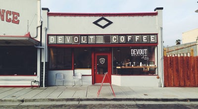 Photo of Coffee Shop Devout Coffee at 37323 Niles Blvd, Fremont, CA 94536, United States