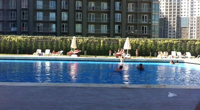 Photo of Pool İnnovia 2 E Bloklar Havuzu at Yeşilkent Mah. Nazım Hikmet Bulv., Turkey