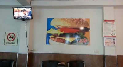 Photo of Burger Joint Leo a la Parrilla Carrizal at Av. Campo Sitio Grande, Villahermosa, Mexico