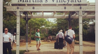 Photo of Airport Martha's Vineyard Airport (MVY) at 71 Airport Rd, Vineyard Haven, MA 02568, United States