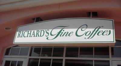 Photo of Coffee Shop Richard's Fine Coffees at 330 Avenue A Nw, Winter Haven, FL 33881, United States