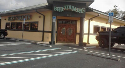 Photo of Wings Joint Beef 'O' Brady's at 300 Cypress Gardens Blvd, Winter Haven, FL 33880, United States