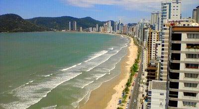 Photo of Beach Praia da Avenida Atlântica at Av. Atlântica, Balneário Camboriú, Brazil