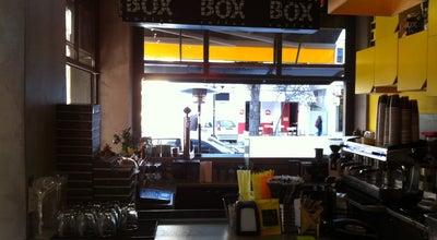 Photo of Cafe Coffee Box at Κολιάτσου 61, Κόρινθος 201 00, Greece